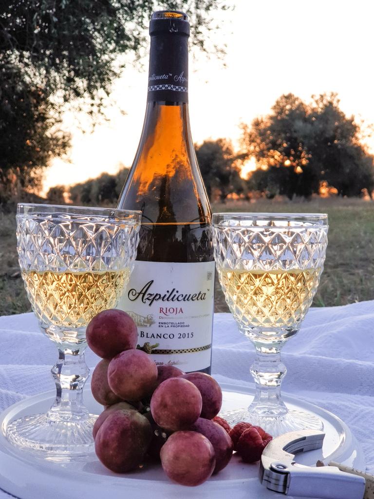 Maridaje vino Azpilicueta