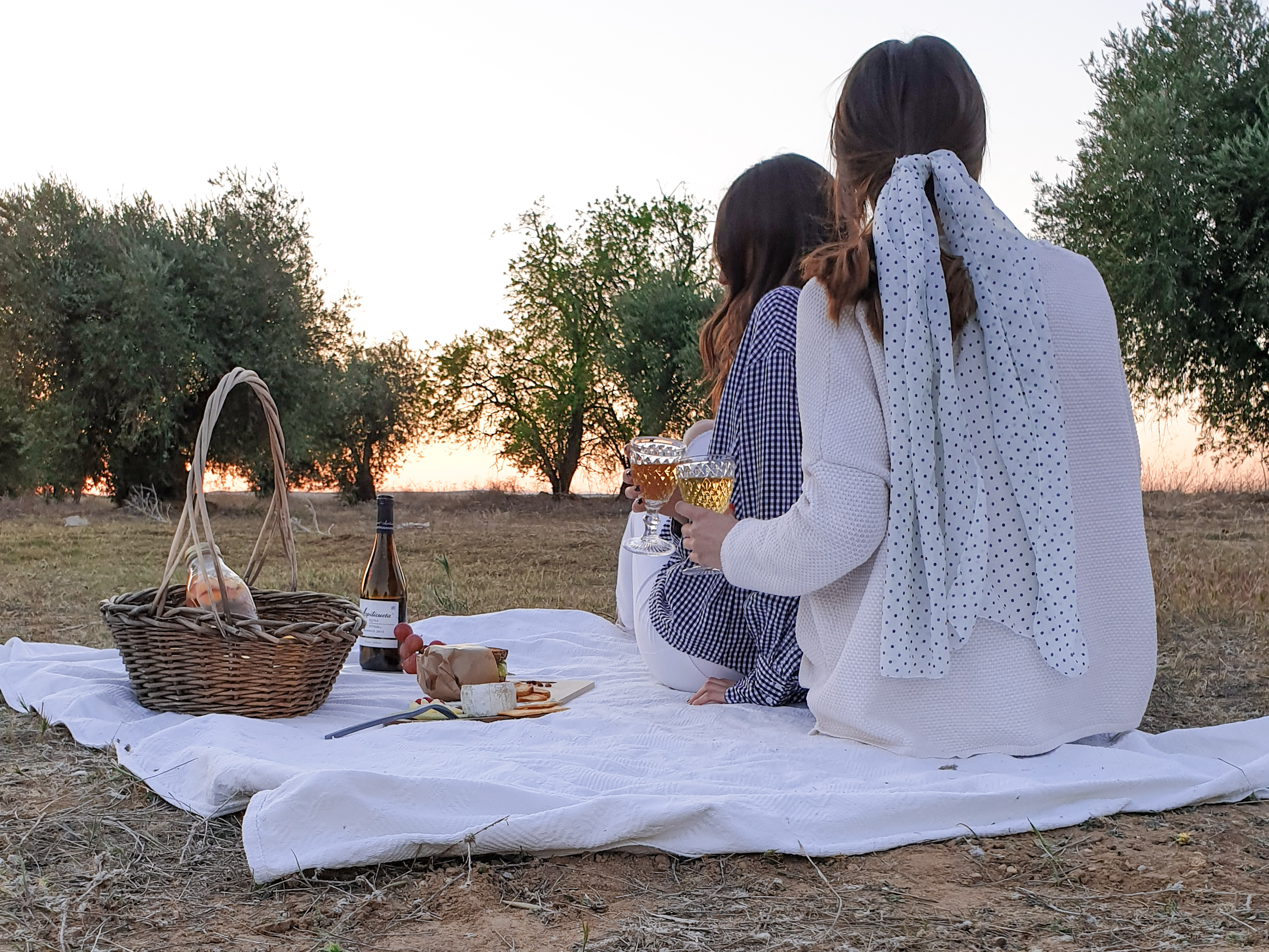 Picnic with Enttereza