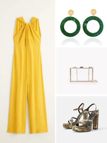 Outfit para la feria de abril