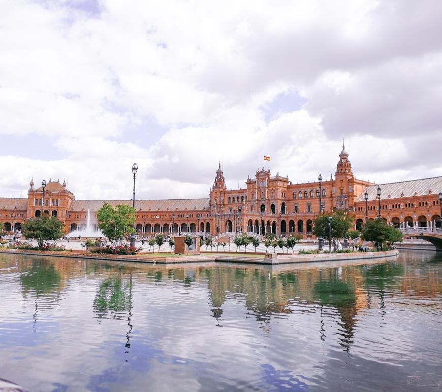 Plaza de España de Sevilla - Qué ver en Sevilla